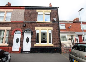 Thumbnail 3 bedroom terraced house to rent in Millfield Road, Widnes
