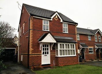 Thumbnail 3 bed detached house to rent in Sterne Close, Elworth, Sandbach