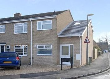 Thumbnail 2 bed end terrace house to rent in Rock Road, Carterton