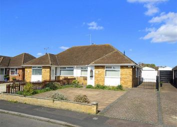 Thumbnail 3 bed semi-detached bungalow for sale in Woodstock Road, Swindon, Wiltshire