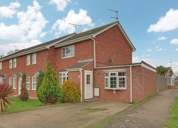Thumbnail 3 bed terraced house for sale in Walters Close, Hopton, Great Yarmouth