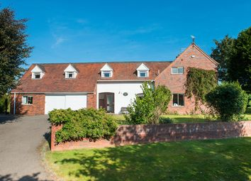 Thumbnail 5 bed detached house for sale in Bevere Green, Bevere, Worcester