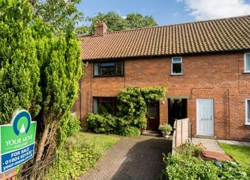 Thumbnail 2 bedroom terraced house for sale in Risewood, Gate Helmsley, York