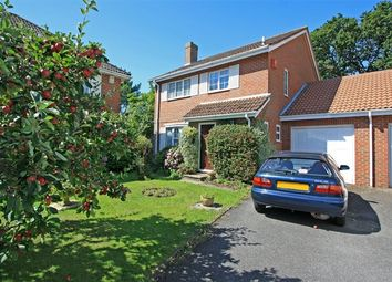 Thumbnail 3 bed link-detached house for sale in Bramley Close, Lymington, Hampshire