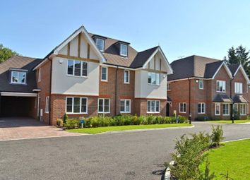 Thumbnail 4 bed semi-detached house for sale in Hurst Lane, East Molesey