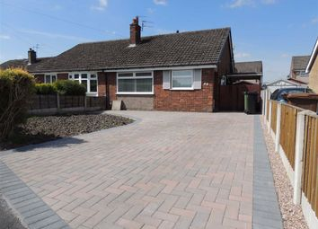 Thumbnail 2 bed semi-detached bungalow for sale in Kenilworth Drive, Hazel Grove, Stockport