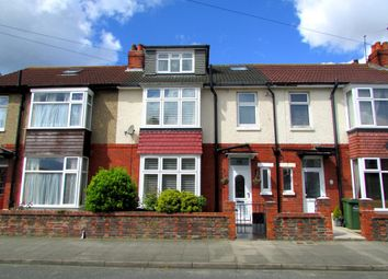 Thumbnail 4 bed terraced house for sale in Sunningdale Road, Baffins, Portsmouth