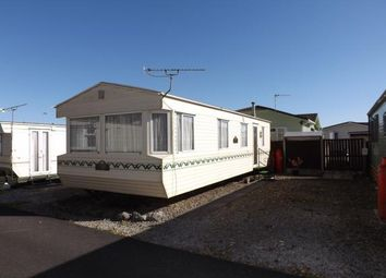 Thumbnail 2 bedroom mobile/park home for sale in Oxcliffe Road, Heaton With Oxcliffe, Morecambe, Lancashire