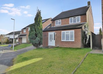 Thumbnail 4 bed detached house for sale in Bidwell Hill, Houghton Regis, Dunstable