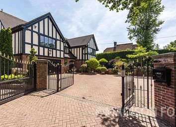 Thumbnail 4 bed detached house for sale in Bury Lane, Epping