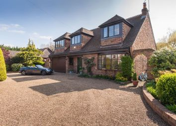Thumbnail 4 bed detached house for sale in Brookside Avenue, Wraysbury, Staines