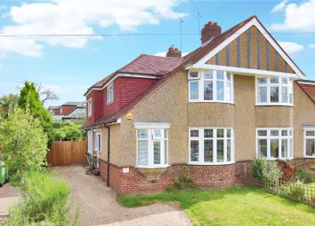 Lambarde Road, Sevenoaks, Kent TN13. 4 bed semi-detached house for sale