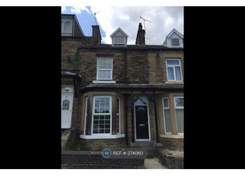 Thumbnail 4 bed terraced house to rent in Avenue Road, Bradford