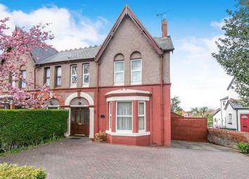 Thumbnail 4 bed semi-detached house for sale in Gronant Road, Prestatyn, Denbighshire, Uk