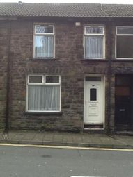 Thumbnail 3 bed terraced house for sale in Llewellyn Street, Pentre