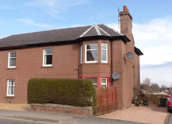 Thumbnail 2 bed flat for sale in Jeanfield Road, Perth