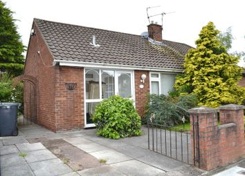 Thumbnail 1 bed bungalow for sale in Barnes Drive, Lydiate, Liverpool