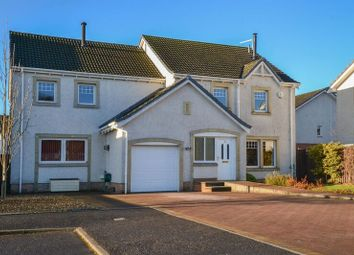 Thumbnail 5 bed detached house for sale in Tullibody Road, Alloa