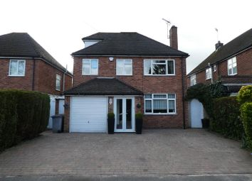 4 bed detached house for sale in Blackford Road, Shirley, Solihull B90