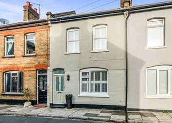 Thumbnail 2 bed terraced house for sale in Gordon Place, Gravesend
