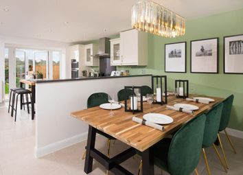 "Thumbnail 4 bedroom detached house for sale in ""Layton"" at Forest Road, Burton-On-Trent"