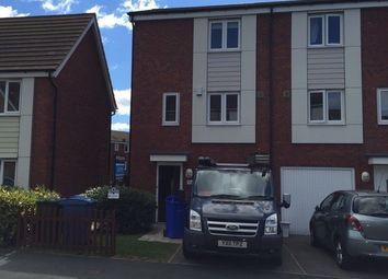 Thumbnail 4 bed terraced house to rent in Constable Way, Brough