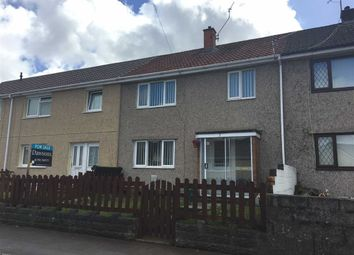 3 bed terraced house for sale in Lon Gwendraeth, Caemawr, Swansea SA6