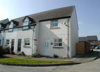 Thumbnail 2 bedroom end terrace house to rent in Coppice Lane, Castle Caereinion, Welshpool