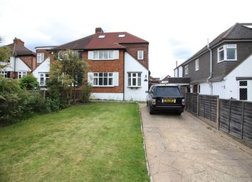 Thumbnail 5 bed semi-detached house to rent in Oaks Avenue, Worcester Park