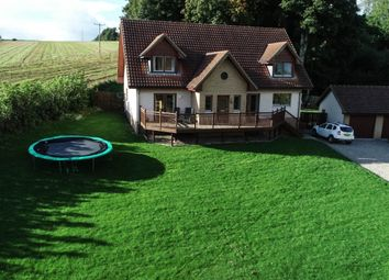 Thumbnail 4 bed detached house for sale in Wester Balruddery, Invergowrie, Perth & Kinross
