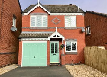 Thumbnail 3 bedroom detached house for sale in Andreas Drive, Muxton, Telford