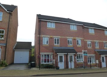 Thumbnail 3 bed town house for sale in Cirrus Drive, Watnall, Nottingham