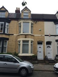 Thumbnail 4 bed terraced house to rent in Bryanston Road, Aigburth, Liverpool