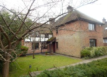 Thumbnail 3 bed property to rent in Ewhurst Road, Cranleigh