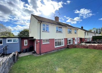 Thumbnail 3 bed semi-detached house for sale in The Close, Portskewett, Caldicot