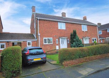 Thumbnail 2 bed semi-detached house for sale in Park Field, Ryton