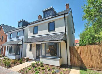 Thumbnail 4 bed detached house for sale in Whitebridge Gardens, Thornbury, Bristol