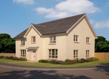 "Thumbnail 4 bed detached house for sale in ""Craigston"" at Chapelton Road, Cumbernauld, Glasgow"