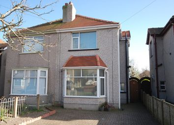 Thumbnail 2 bed semi-detached house for sale in Highlands Avenue, Barrow-In-Furness, Cumbria
