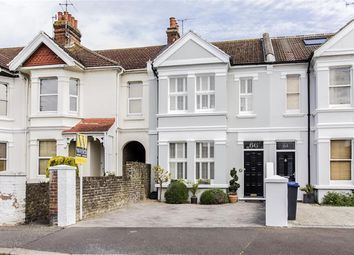 Thumbnail 3 bed terraced house for sale in Northcourt Road, Worthing, West Sussex