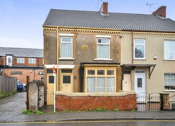 Thumbnail 2 bedroom semi-detached house for sale in Stoney Street, Sutton-In-Ashfield, Nottinghamshire, Notts