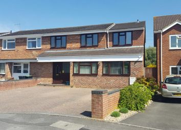 Thumbnail 5 bed semi-detached house for sale in Severn Road, Ferndown