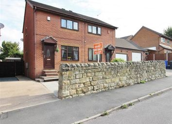 Thumbnail 2 bed semi-detached house for sale in Greengate Road, Woodhouse, Sheffield