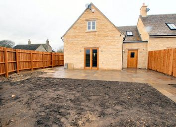 Thumbnail 2 bed end terrace house to rent in Jubilee Cottages, Barnack Road, Stamford