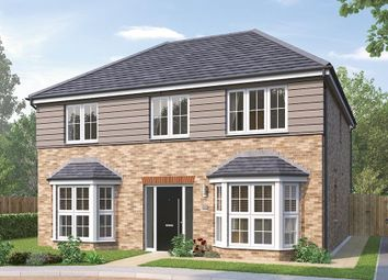 "Thumbnail 4 bed detached house for sale in ""The Pendlebury"" at Wellfield Road North, Wingate"