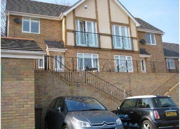 Thumbnail 4 bed property to rent in Woodside Walk, Wattsville, Cross Keys, Newport