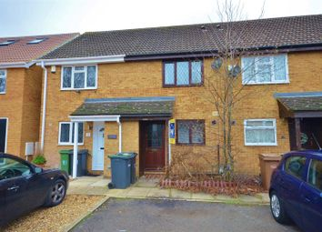 Thumbnail 2 bed terraced house to rent in The Dell, Luton
