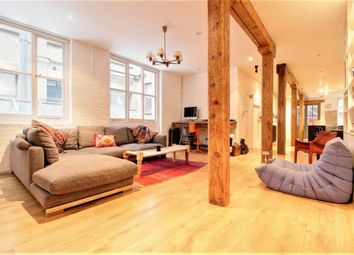 Thumbnail 1 bed flat to rent in Ravey Street, Shoreditch
