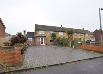 Thumbnail 4 bed end terrace house for sale in Holyrood Gardens, Chadwell St Mary, Grays, Essex