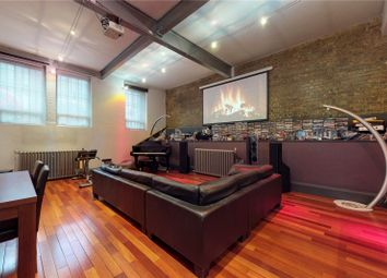 Thumbnail 4 bedroom flat for sale in Academy Apartments, 236 Dalston Lane, London
